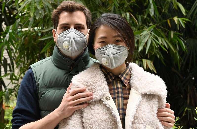 Déconfinement dans les Yvelines : Victor, un expatrié en Chine, exhorte à porter des masques