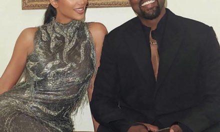 Kanye West s'oppose à Kim