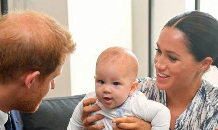 Les Epoux de Sussex inquiets pour la séurité de leur fils Archie