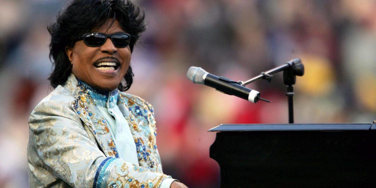 Little Richard, pionnier américain du rock'n'roll, est mort