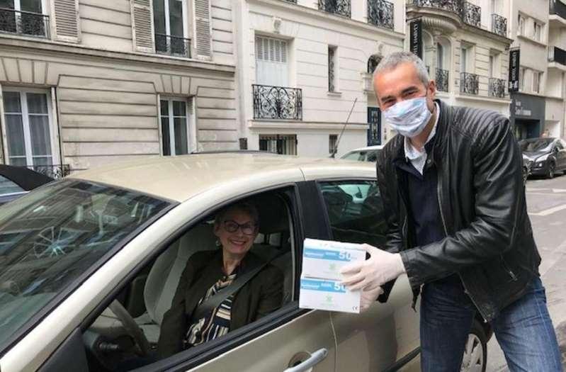 Hauts-de-Seine : 40 000 masques pour aider les artisans à redémarrer au plus vite
