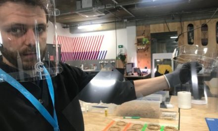 Bordeaux: Cap Sciences Bordeaux crée un atelier de fabrication de visières