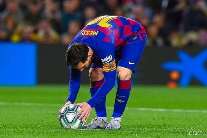 Lutte contre le Covid: Lionel Messi fait un don de 500 000 euros