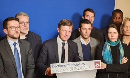 Municipales : Nicolas Florian, maire de Bordeaux, plaide pour un second tour en juin