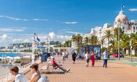 Nice : Port de masque obligatoire dans tous les espaces publics dès le 11 Mai