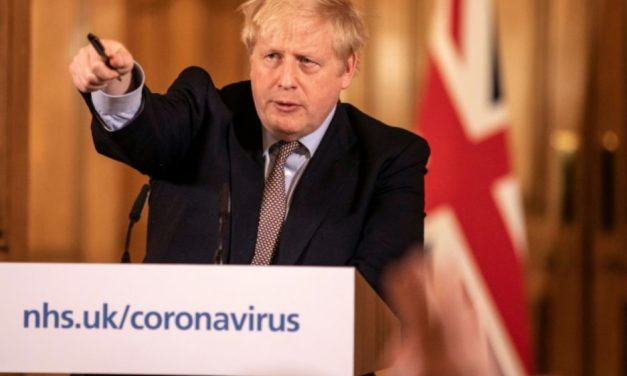 Le Royaume -Uni les chiffres du Covid s'améliore