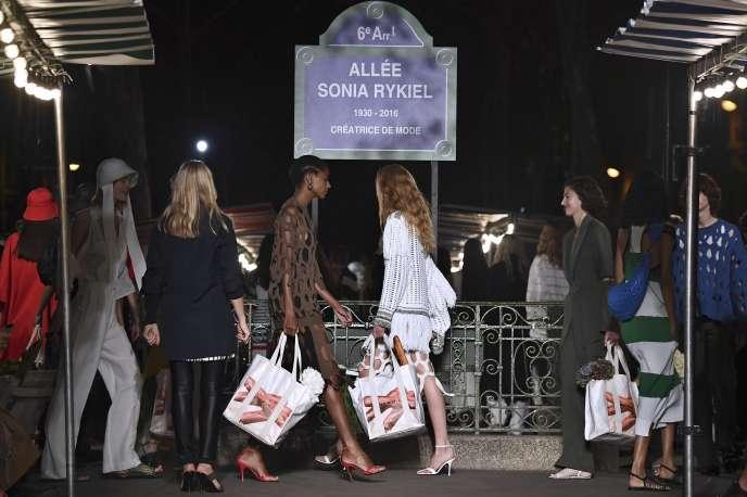 La Maison de Mode Sonia Rykiel rennait