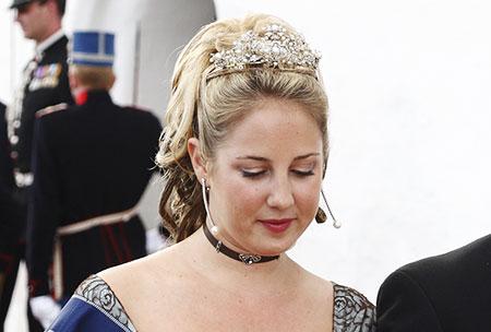 Le Mariage de Theodora de Grèce annulé