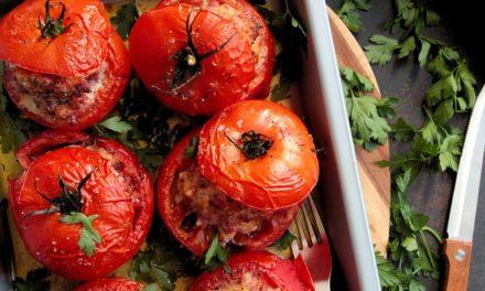 Tomates Farcies de Cyril Lignac