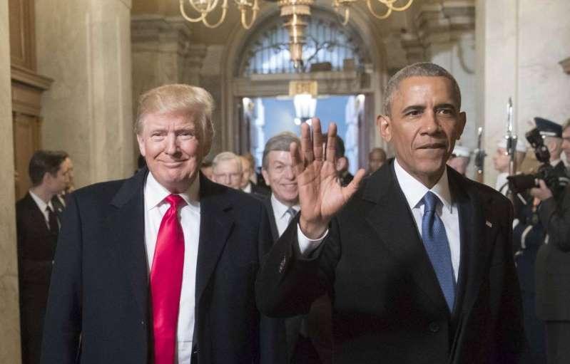 Trump répond  à Obama après sa Critique sur la gestion de la crise sanitaire