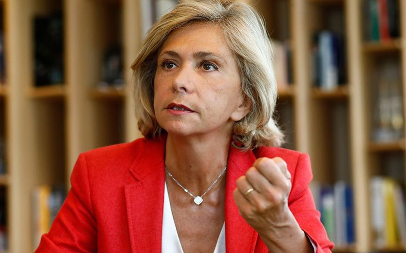 Valérie Pécresse deballe son plan pour déconfiner l'Ile-de-France