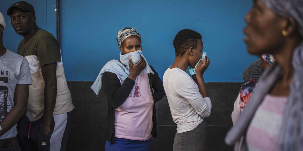 L'Afrique face à la pandémie le 15 Mai
