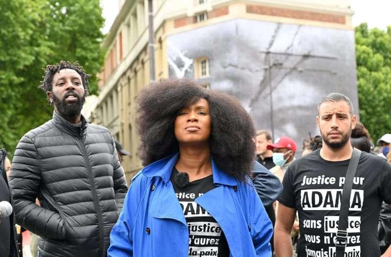 La Soeur de Adama Traoré demande une nouvelle mobilisation ce Samedi