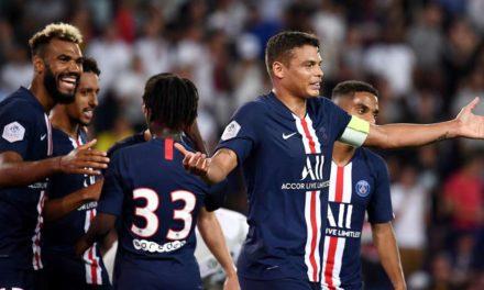 PSG: Choupo-Moting et Thiago Silva sur le point de départ
