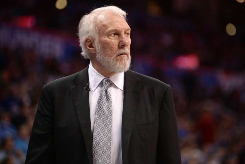 NBA  : Privé de banc les entraineurs âgés?