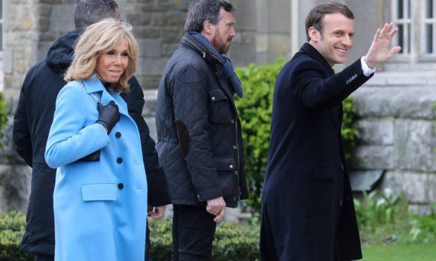 Brigitte Macron a contracté le Covid-19 pendant les vacances de Noel après son Mari