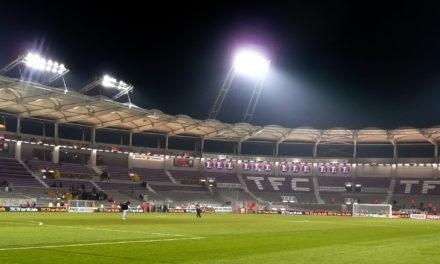 Quatre cas de Covid au TFC de Toulouse