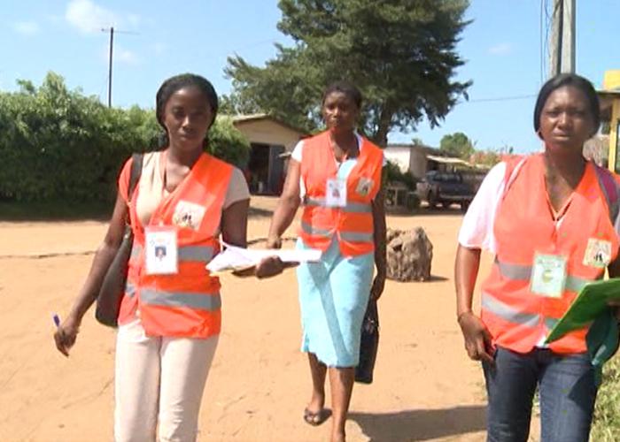 La Côte d'ivoire en plein recensement pour l'élection présidentielle d'octobre