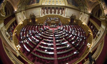 Adoption du projet de loi par le senat sur La sortie de l'état d'urgence  sanitaire