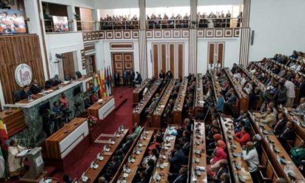 Crise en éthiopie : La Présidente de l'Assemblée Nationale démissionne