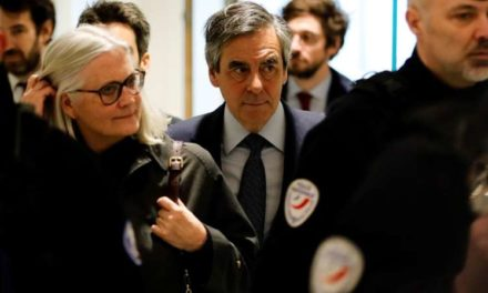 Affaire Fillon – un rebondissement