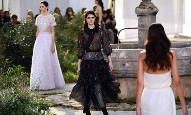 La Fashion Week Haute Couture aura lieu en ligne