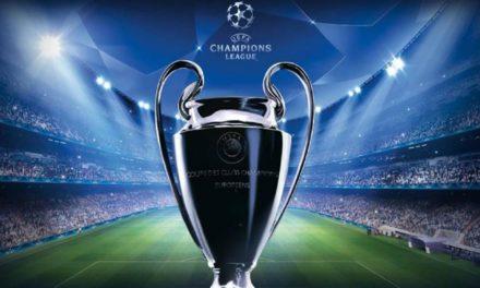 Ligue des Champions les dates sont connues