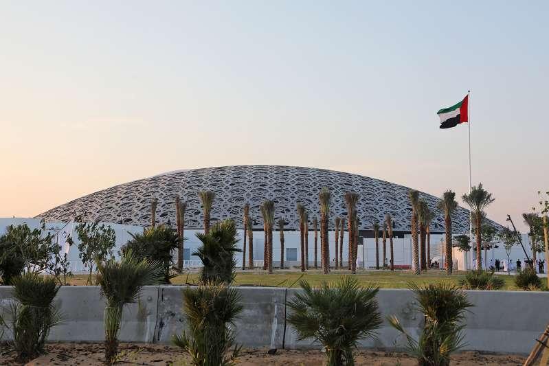 Le musée de louvre Abu Dhabi reouvre