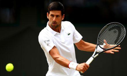 Sport: Novak Djokovic testé positif au Covid-19