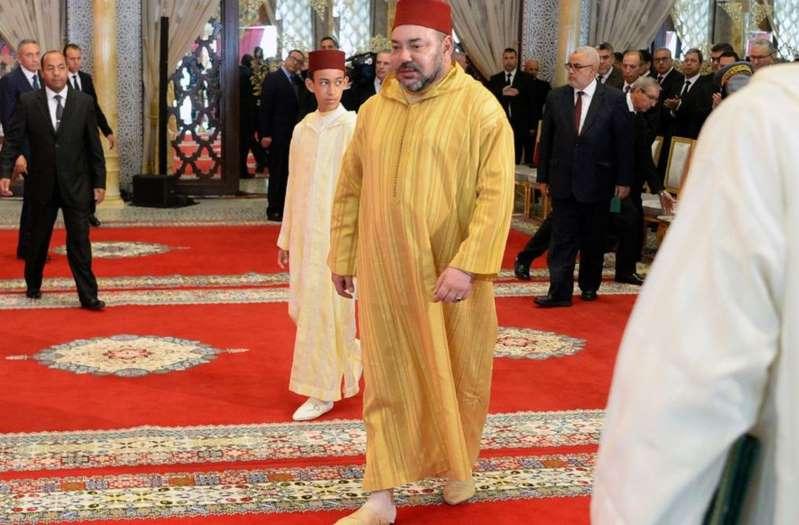 Le Roi du Maroc Mohammet IV opéré à nouveau