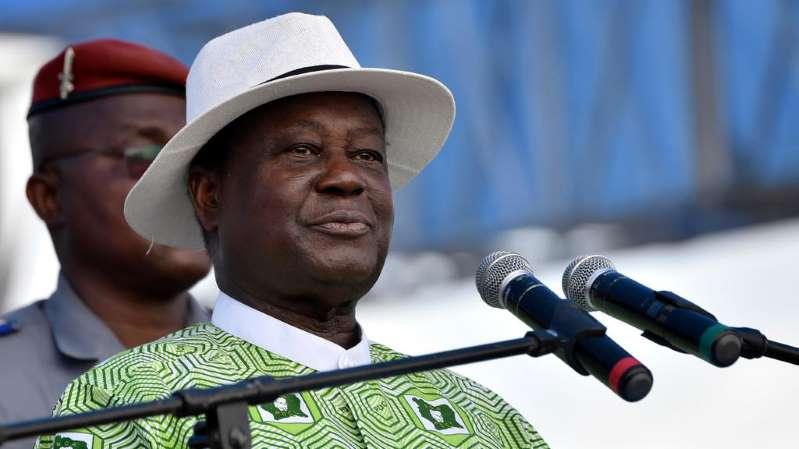 Présidentielle Ivoirienne : Henri Konan Bédié candidat de son parti