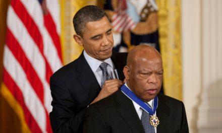 Décès de John Lewis figure du droits civiques aux Etats Unis