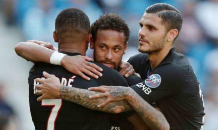 Le PSG affronte le Beveren en Match amical
