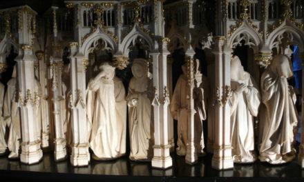 Une statuette médiévale  de retour à Dijon après 200ans