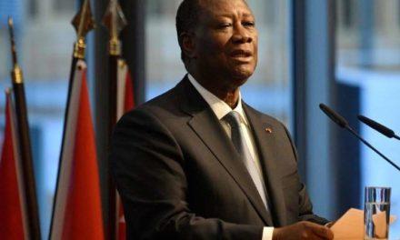 Présidentielle en Côte d'Ivoire: Alassane Ouattara candidat pour son 3ème mandat