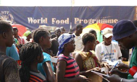 Lutte contre l'insécurité alimentaire en Centrafrique