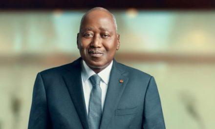 Amadou Gon de retour en Côte d'Ivoire