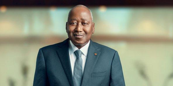Les Adieux au Premier Ministre Ivoirien amadou Gon Coulibaly