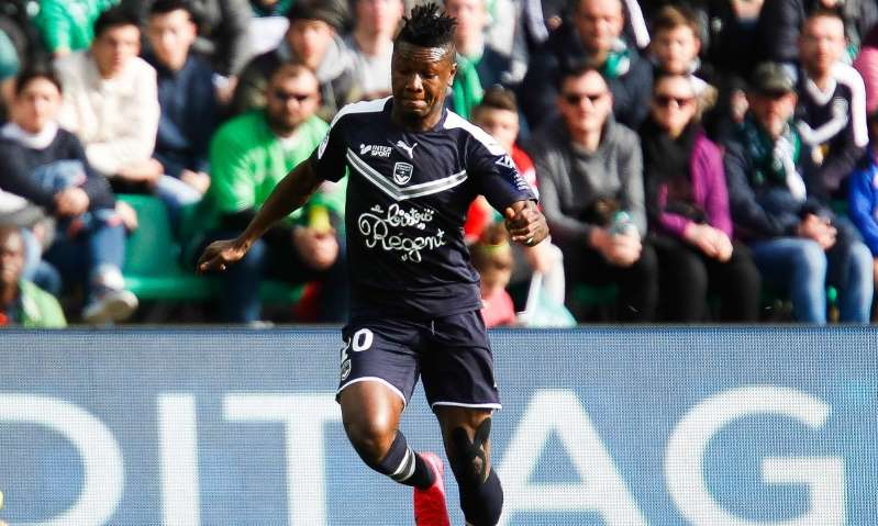 Kalu recalé pour stage des Girondins de Bordeaux