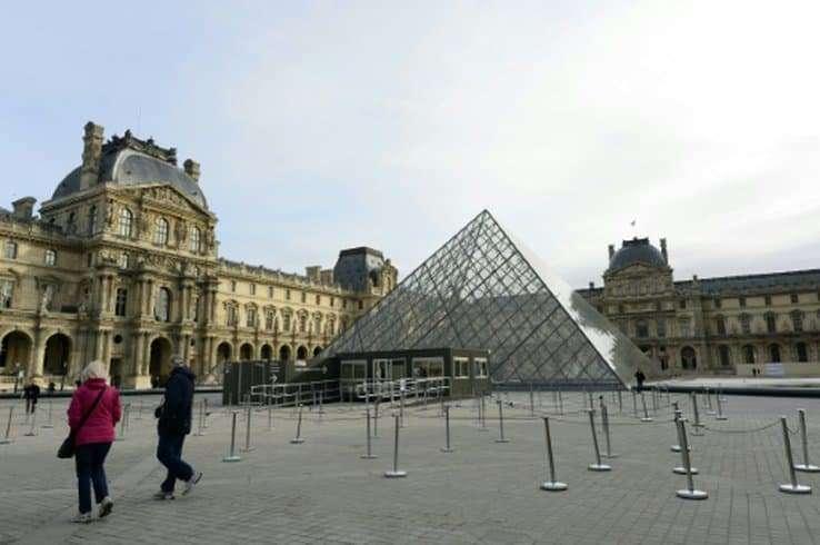 Reouverture du Musée de Louvre le Lundi 06 juillet