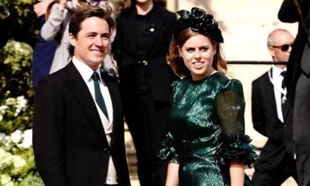 Mariage secret de la Princesse Beatrice d'York