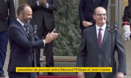 Jean Castex , nouveau 1er ministre de la France