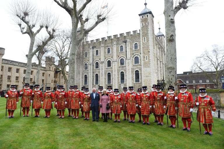 Covid-19 : La Tour de Londres et les Befeaters