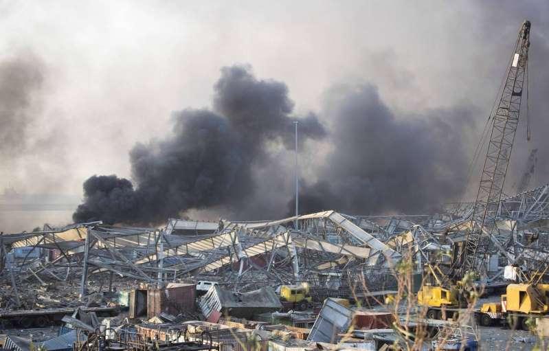 Le soutien de la France au Liban suite aux deux explosions