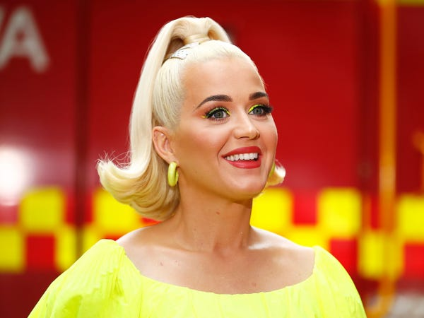 Nouvel album de Katy Perry