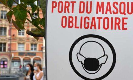 Le Port de Masque Obligatoire au Centre de Lyon