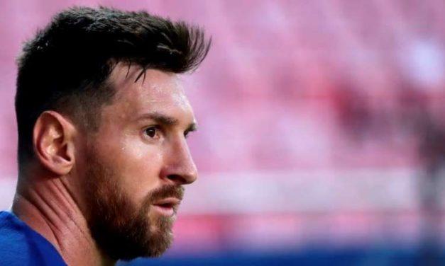 Le Club s'exprime sur le cas de Messi