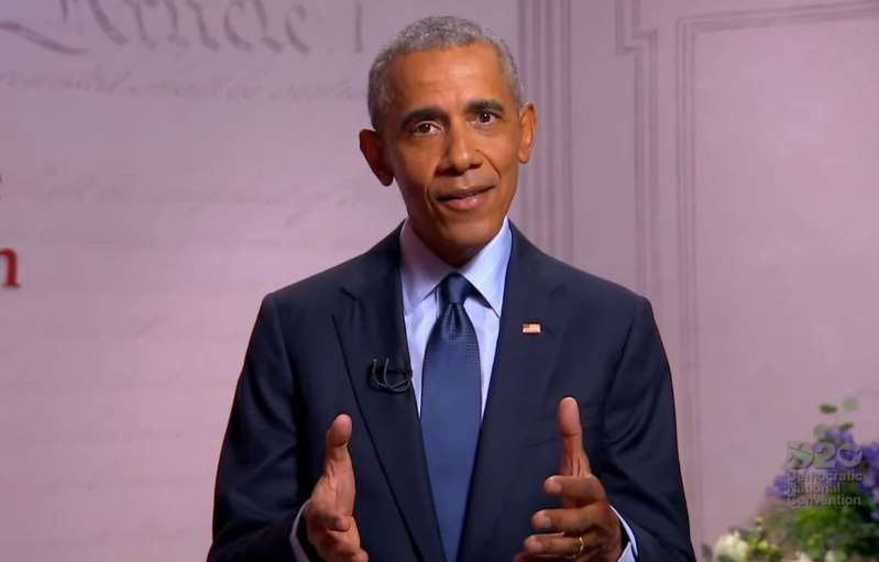 Obama accuse Trump de menacer le démocratie