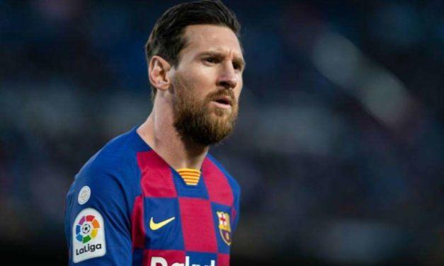 Messi n'aura pas le Ballon d'Or