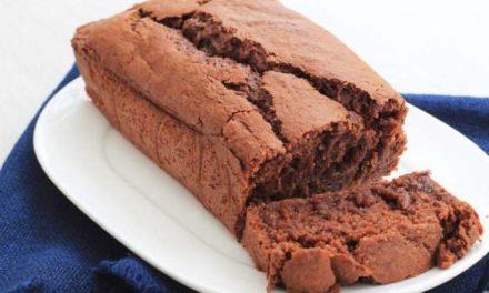 Cake vegan Banane Chocolat